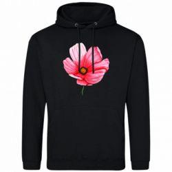 Мужская толстовка Poppy flower