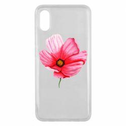 Чехол для Xiaomi Mi8 Pro Poppy flower