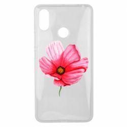 Чехол для Xiaomi Mi Max 3 Poppy flower