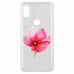 Чехол для Xiaomi Mi Mix 3 Poppy flower