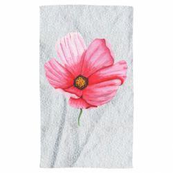 Полотенце Poppy flower