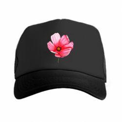 Кепка-тракер Poppy flower