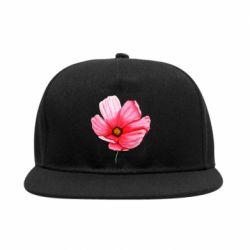 Снепбек Poppy flower
