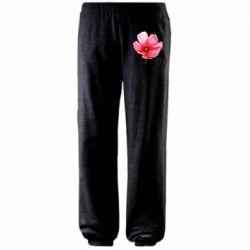 Штаны Poppy flower