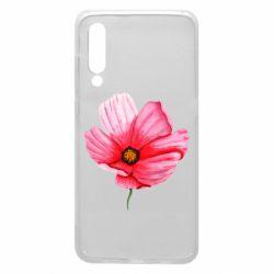 Чехол для Xiaomi Mi9 Poppy flower