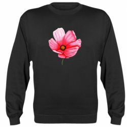 Реглан (свитшот) Poppy flower