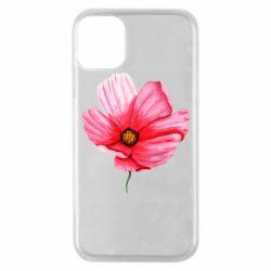 Чехол для iPhone 11 Pro Poppy flower