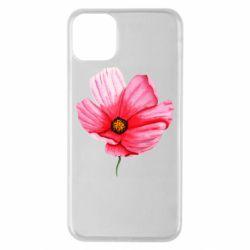 Чехол для iPhone 11 Pro Max Poppy flower
