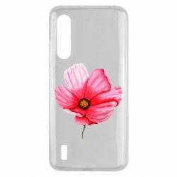 Чехол для Xiaomi Mi9 Lite Poppy flower