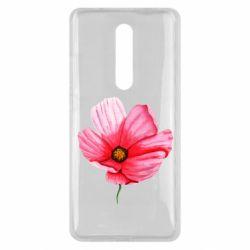 Чехол для Xiaomi Mi9T Poppy flower