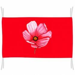 Флаг Poppy flower