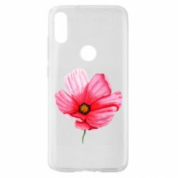 Чехол для Xiaomi Mi Play Poppy flower