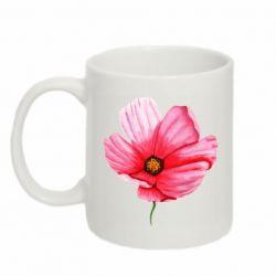 Кружка 320ml Poppy flower