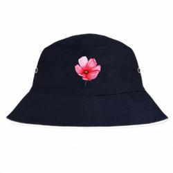 Панама Poppy flower