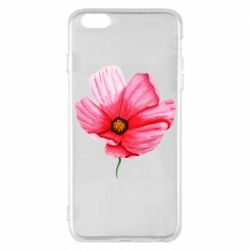 Чехол для iPhone 6 Plus/6S Plus Poppy flower