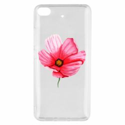 Чехол для Xiaomi Mi 5s Poppy flower