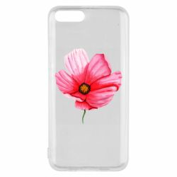 Чехол для Xiaomi Mi6 Poppy flower