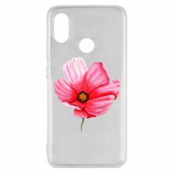 Чехол для Xiaomi Mi8 Poppy flower