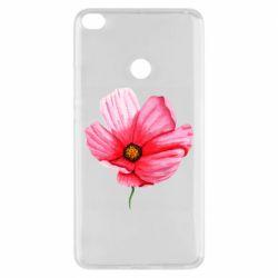 Чехол для Xiaomi Mi Max 2 Poppy flower