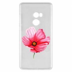 Чехол для Xiaomi Mi Mix 2 Poppy flower