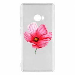 Чехол для Xiaomi Mi Note 2 Poppy flower