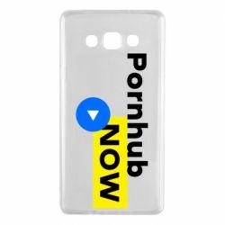Чохол для Samsung A7 2015 Pornhub play