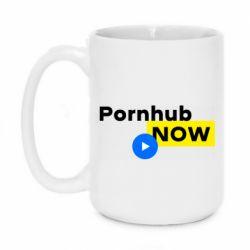 Кружка 420ml Pornhub play