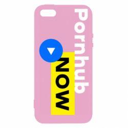 Чохол для iphone 5/5S/SE Pornhub play