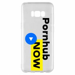 Чохол для Samsung S8+ Pornhub play