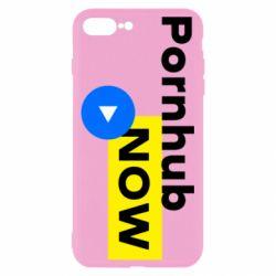 Чохол для iPhone 8 Plus Pornhub play