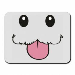 Килимок для миші Poro Camiseta lol