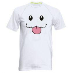 Мужская спортивная футболка Poro Camiseta lol