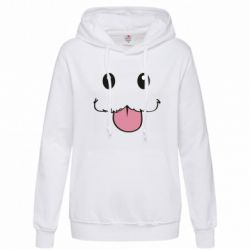 Толстовка жіноча Poro Camiseta lol