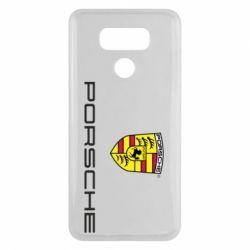 Чехол для LG G6 Porsche - FatLine