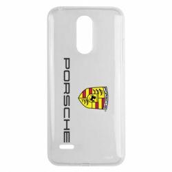 Чехол для LG K8 2017 Porsche - FatLine