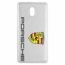 Чехол для Nokia 3 Porsche - FatLine
