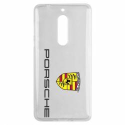 Чехол для Nokia 5 Porsche - FatLine