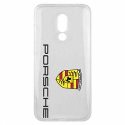 Чехол для Meizu 16x Porsche - FatLine