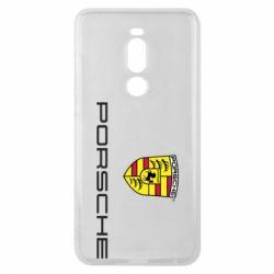 Чехол для Meizu Note 8 Porsche - FatLine