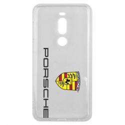 Чехол для Meizu V8 Pro Porsche - FatLine