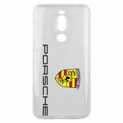 Чехол для Meizu X8 Porsche - FatLine