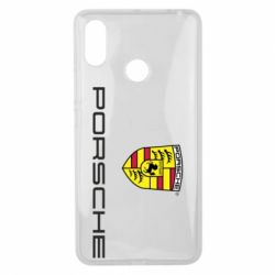 Чехол для Xiaomi Mi Max 3 Porsche