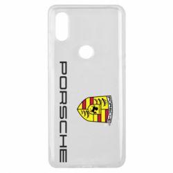 Чехол для Xiaomi Mi Mix 3 Porsche