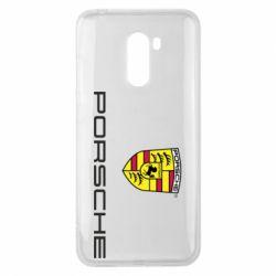 Чехол для Xiaomi Pocophone F1 Porsche - FatLine