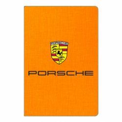 Блокнот А5 Porsche