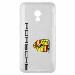 Чехол для Meizu 15 Lite Porsche - FatLine