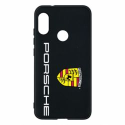 Чехол для Mi A2 Lite Porsche - FatLine
