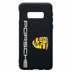 Чехол для Samsung S10e Porsche