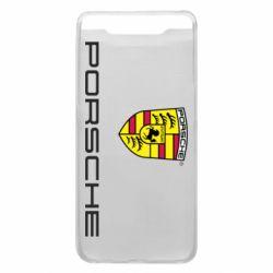 Чехол для Samsung A80 Porsche - FatLine
