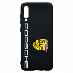 Чехол для Samsung A70 Porsche - FatLine